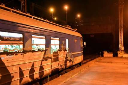 Detalji nesreće u kojoj je voz djevojci odsjekao obje noge: Bila je u društvu muškarca koji je napustio 50 metara pred ulazak u kobni tunel