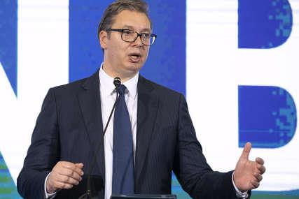 """Vučić na Bledskom strateškom forumu """"Vjerujem u ujedinjenu Evropu"""""""
