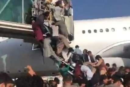 Ponovo haos u Kabulu: Talibani samo strance propuštaju na aerodrom, sva ulazna vrata zatvorena