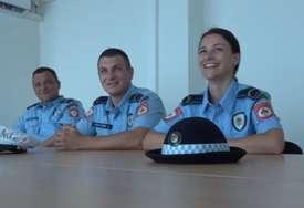 Genetska predispozicija za policiju: Ljubav prema plavoj uniformi u porodici Blagojević