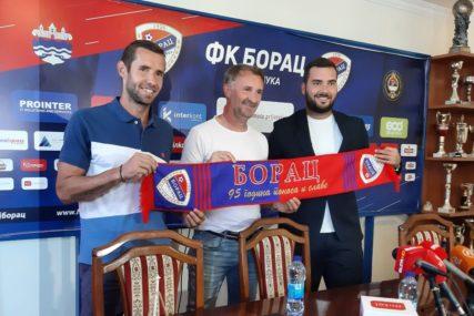 """Miljanović zvanično predstavljen """"Borac će uvijek ići na pobjedu"""""""