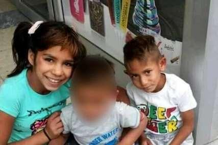 Djeca pronađena kod rođaka: Srećan kraj potrage za bratom i sestrom