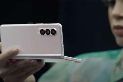 TELEFON NA PREKLAPANJE Samsung predstavio novi Galaksi Z Fold3 (VIDEO)