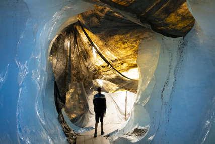 KLIMATSKE PROMJENE UZIMAJU DANAK Jedini planinski glečer u Švedskoj izgubio dva metra visine