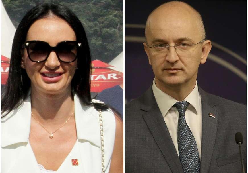 Ne biraju riječi zbog 3D drveta: Mazalica i Dodikova kćerka ŽESTOKO OPLELI po Stanivukoviću