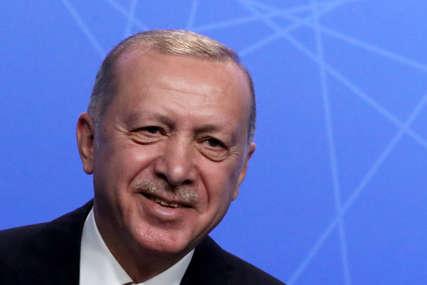Erdogan stiže u Sarajevo, a nakon susreta sa zvaničnicima ODLAZI NA VJENČANJE kćerke Bakira Izetbegovića