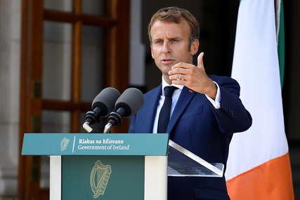 Makron opravdava poteze Francuske: Dijalog s talibanima ne znači da ih priznajemo