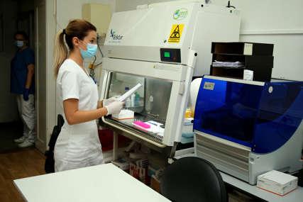 OBESHRABRUJUĆE Na koronu pozitivno više od 44 odsto testiranih, u bolnicama 556 pacijenata