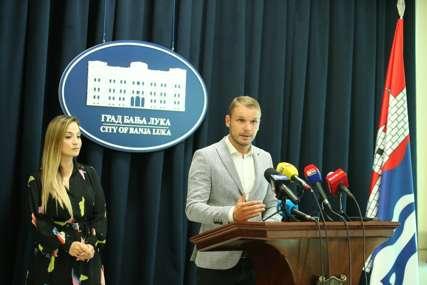 VELIKI POČETAK Stanivuković i Tomaševićeva pozivaju građane na večerašnji koncert