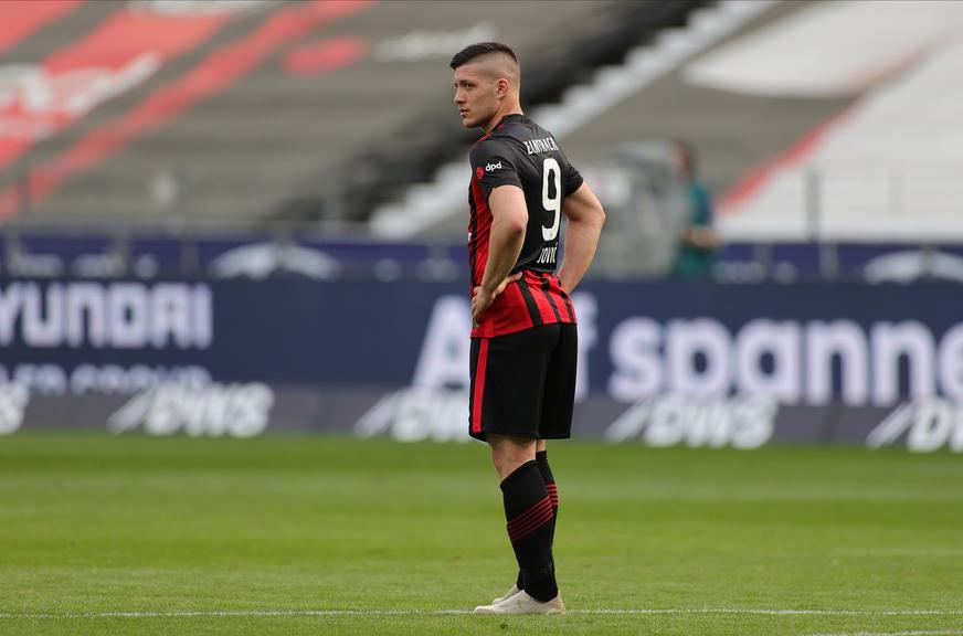 NEĆE NA POZAJMICU Jović želi novu šansu u Realu