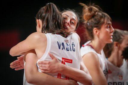 EMOTIVAN KRAJ Vasić: Žao nam je zbog medalje, ali ponosne smo na sve rezultate