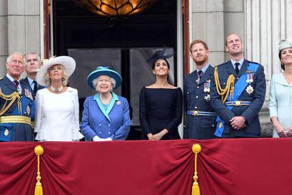 ZAKOPALI RATNE SJEKIRE Članovi kraljevske porodice čestitali rođendan Megan Markl