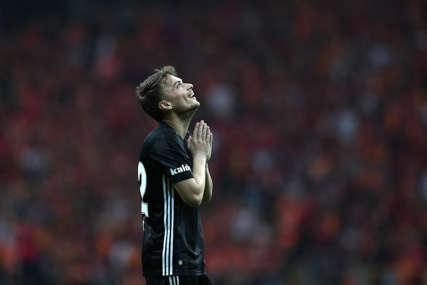 TURCI LJUTI NA LJAJIĆA Fudbaler odbio pozajmicu jer djevojka ne želi u Moskvu