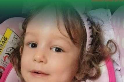 Nikolina je mala djevojčica, ali VELIKI BORAC: Treba našu pomoć da osjeti šta znači srećno i bezbrižno djetinjstvo