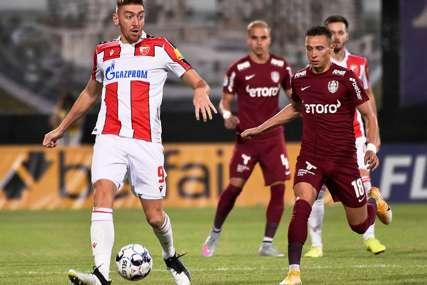ZVEZDA U GRUPNOJ FAZI Beograđani slavili i u Klužu, sad čekaju rivale u Ligi Evrope
