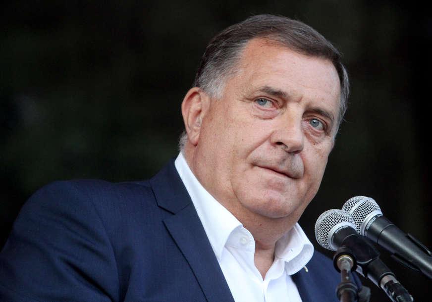 """""""Sada ćemo vidjeti da li je godišnji odmor"""" Dodik poručio da poslanici iz Srpske neće učestvovati u radu Predstavničkog doma (VIDEO)"""