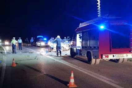 MONAHINJA IZDAHNULA ZA VOLANOM U strašnoj nesreći poginule majka i kćerka, vatrogasci ostali užasnuti prizorom (VIDEO)