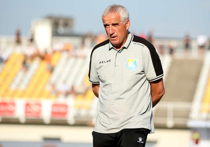 """""""OVO JE PRAVI PUT"""" Milenković pohvalio fudbalere Rudara"""