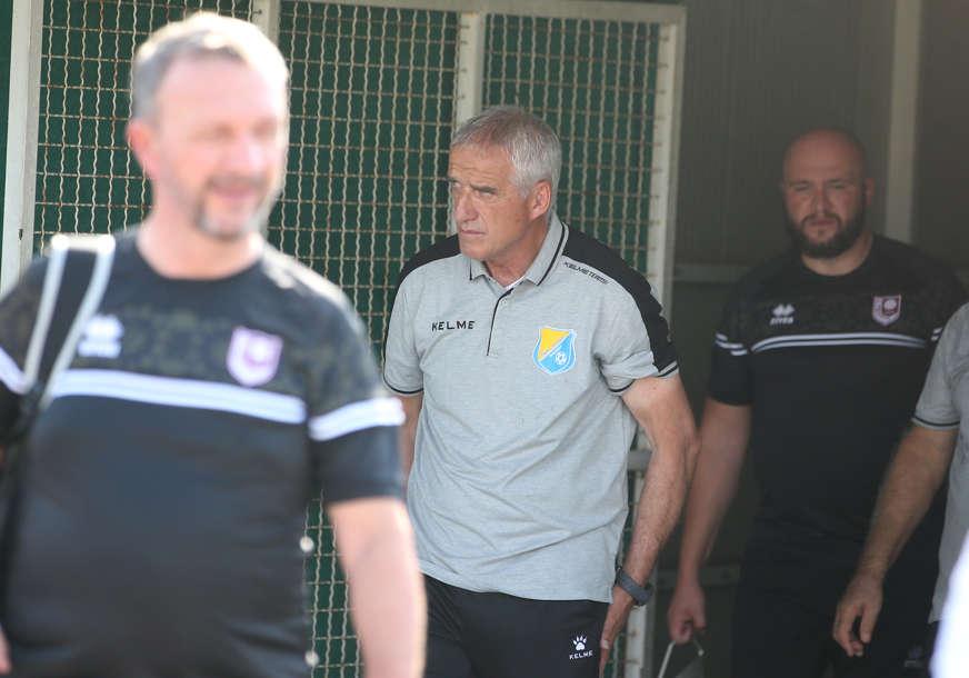 PRED RUDAROM VAŽNI MEČEVI Milenković: Vjerujem u pozitivan rezultat u Trebinju