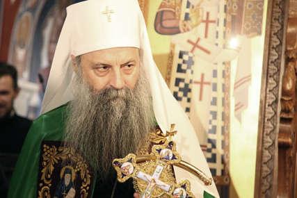 Patrijarh Porfirije: Crkva Jevanđeljem i evharistijom preobražava narode