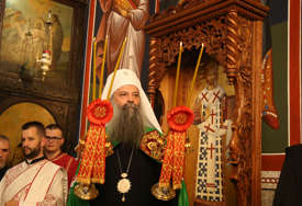 """""""SVE NA NJOJ POČIVA"""" Patrijarh Porfirije poručuje da je vjera bez djela mrtva"""