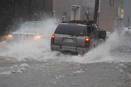 EKSTREMNE PADAVINE U EVROPI Klimatske promjene bar 20 odsto odgovorne za poplave