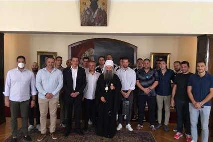 PRIJEM ZA VATERPOLISTE Patrijarh Porfirije čestitao na velikom uspjehu
