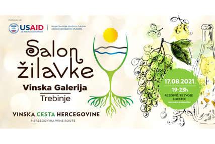 SALON ŽILAVKE Na manifestaciji u Trebinju 24 vinarije iz Hercegovine