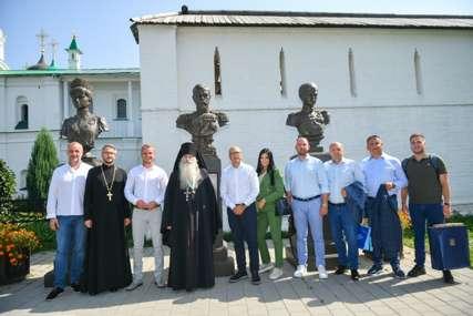 """Kondić u posjeti Nižnjem Novgorodu """"Bratske veze koje treba da čuvamo i unapređujemo"""""""