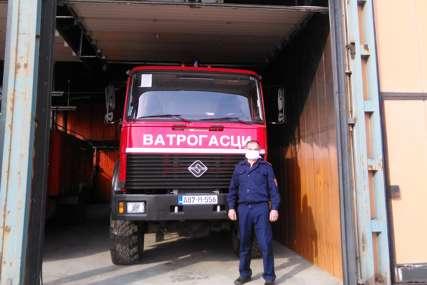 POMOGLA KIŠA Nakon tri dana lokalizovan šumski požar na Sokocu, ugašena dva manja