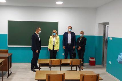 """""""Objekat pozitivno neprepoznatljiv"""" Obnovljena područna škola u Brestovu"""