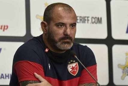 Stanković: Treće mjesto u grupi bi bilo neuspjeh za javnost, cilj je da nastavimo u Ligi Evrope