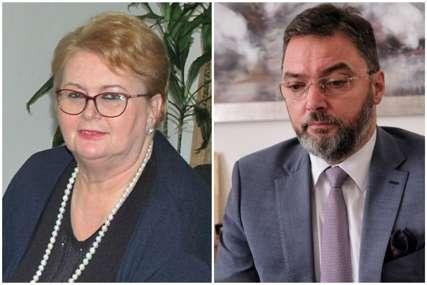 Kada Savjet ministara ne radi, ministri ratuju na Tviteru: Međusobne optužbe Turkovićeve i Košarca
