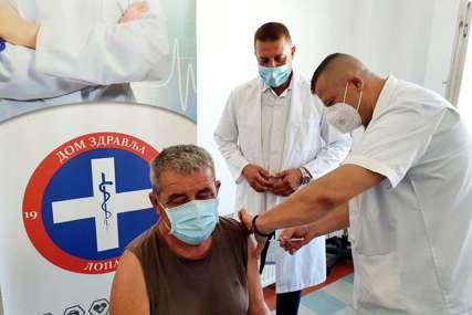 Što više vakcina prije jeseni: U Loparama nastavak imunizacije stanovništva