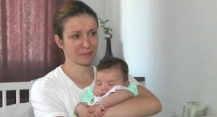 """""""Ima 2,5 mjeseca, a treba joj velikih 2,5 MILIONA"""" Porodica malog Boška moli za pomoć bebi Vanji"""