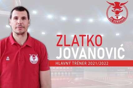 POČETAK TRENERSKE KARIJERE Jovanović: Ne plašim se izazova, vjerujem u svoj rad