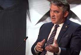 """""""Osnovna namjera da promoviše politiku mržnje"""" DF pozvao Radulovića da ne prisustvuje Komšićevom izlaganju u UN"""