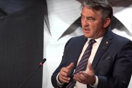 Komšić odgovorio Dodiku: Ne treba odluka Predsjedništva da odem na samit