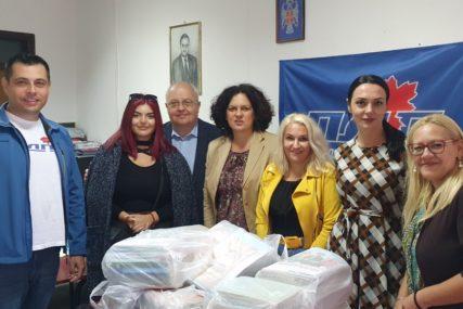 Uspješna akcija: Banjalučki osnovci obradovali vršnjake u drugim opštinama i gradovima