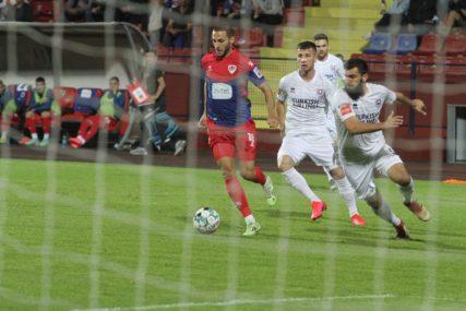 SLAVLJENIK Subić: Volim da igram derbi utakmice, posebno protiv Sarajeva i Željezničara