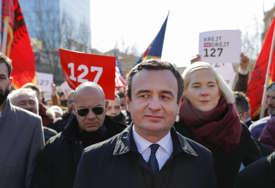 Kurti na srpskom poručio: Ako se Srbi na Kosovu plaše nekoga, budite sigurni da to nisam ja, niti moja vlada