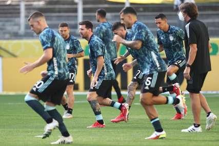 """Policija Brazila neće voditi postupak protiv Argentinaca, """"Gaučosi"""" otišli kući poslije pet sati čekanja"""