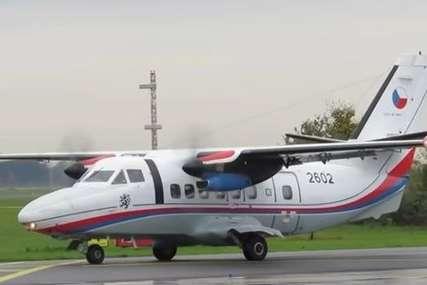 Dvije osobe zarobljene:  Četvoro poginulih u prinudnom slijetanju aviona