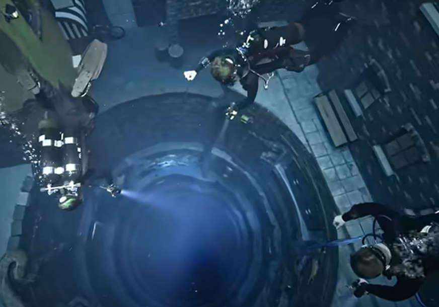 PRAVA ATRAKCIJA Zaronite u najdublji bazen na svijetu koji je opčinio sve avanturiste (VIDEO)