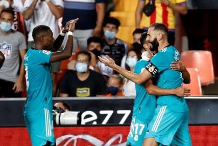 BENZEMA KAO VINO Sjajan učinak napadača Reala u pet utakmica
