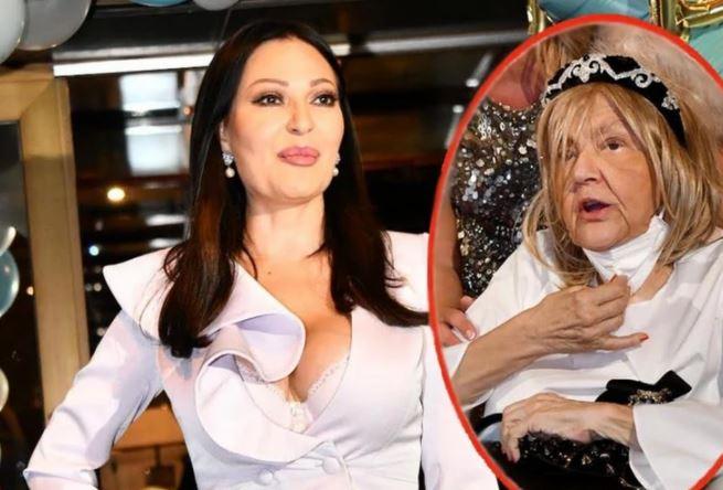 """""""Otišla je jedna vanserijska duša, u šoku sam"""" Ceca se potresnim riječima oprostila od Marine Tucaković (FOTO)"""