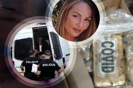 Droga vrijednija nego što se mislilo: Vještačenje otkriva sve o 1,4 tone kokaina pronađene kod porodice Krstović