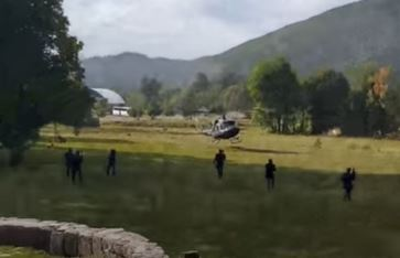 "Ministarka odbrane poručuje ""Mitropolita i patrijarha na Cetinje prevezao vojni, a ne helikopter NATO"""