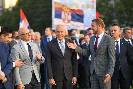 Stanivuković na proslavi Dana srpskog jedinstva: Banjaluka je važna za Beograd i Srbiju (FOTO)