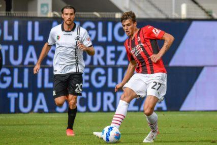 Treći iz čuvene dinastije: Danijel Maldini golom debitovao u pobjedi Milana